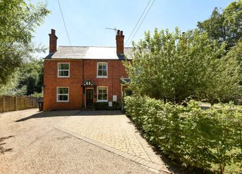 Thumbnail 2 bed terraced house for sale in Woodside Cottages, Warren Row, Reading