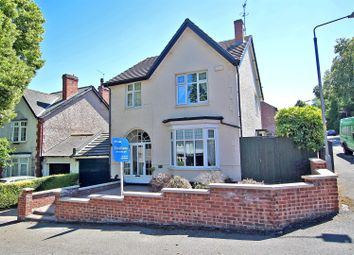 Thumbnail 4 bed detached house for sale in Grange Road, Woodthorpe, Nottingham