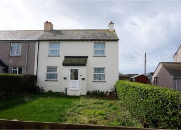 Thumbnail 3 bed semi-detached house for sale in The Butts, Tintagel