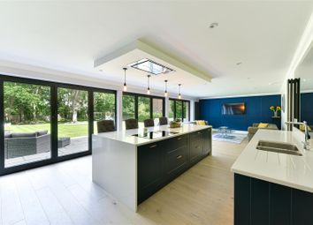 Thumbnail 6 bed detached house for sale in Silver Birches, Small Dole, Henfield