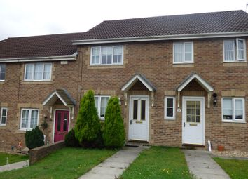 Thumbnail 2 bed terraced house to rent in Dol Werdd, Waunceirch, Neath.