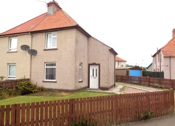 Thumbnail 2 bed semi-detached house to rent in Henderson Park, Windygates, Leven