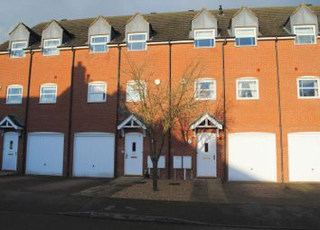Thumbnail 4 bed terraced house for sale in Lime Street, Rushden