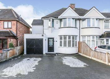 3 bed semi-detached house for sale in Elmfield Road, Castle Bromwich, Birmingham B36