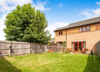 Thumbnail 3 bed semi-detached house for sale in Abberley Wood, Great Shelford, Cambridge