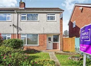 3 bed semi-detached house for sale in Glenwood, Llanedeyrn CF23