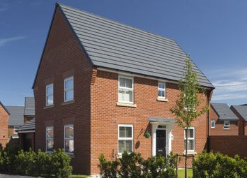 "Thumbnail 3 bedroom detached house for sale in ""Hadley"" at Tamora Close, Heathcote, Warwick"