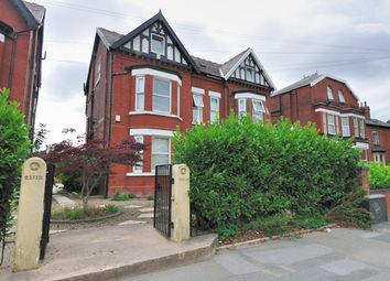 Thumbnail 2 bedroom flat to rent in Buxton Road, Great Moor, Stockport, Cheshire