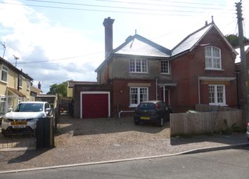 Thumbnail 2 bed flat for sale in Roydon Road, Roydon, Diss