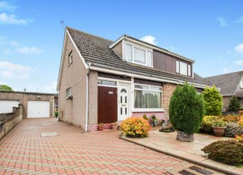 Thumbnail 2 bed semi-detached house for sale in Glenhome Court, Aberdeen