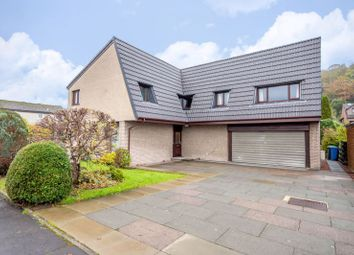 4 bed detached house for sale in Cairn Grove, Crossford, Dunfermline KY12