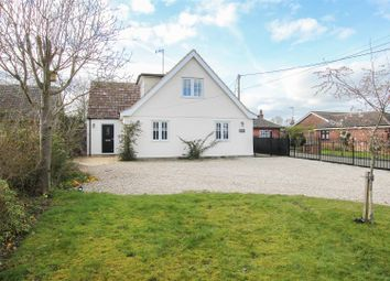 Thumbnail 4 bed detached bungalow for sale in Spring Pond Meadow, Hook End, Brentwood
