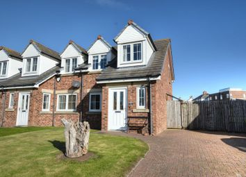Thumbnail 3 bed semi-detached house for sale in Northumberland, Beadnell, Longbeach Drive