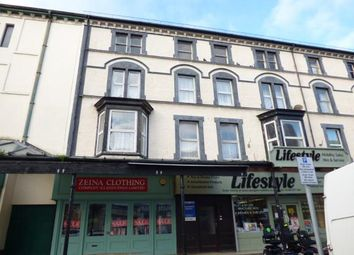 Thumbnail 2 bed flat for sale in Clonmel Street, Llandudno, Conwy