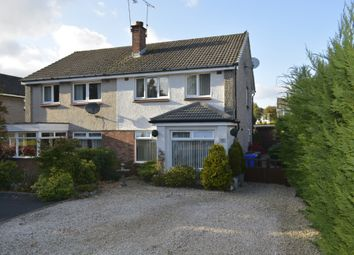 Thumbnail 3 bed semi-detached house for sale in Parkdyke, Stirling, Stirling