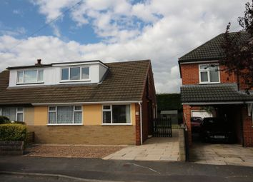 Thumbnail 4 bed semi-detached house for sale in Westbourne Drive, Garforth, Leeds