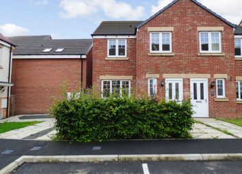 Thumbnail 3 bed semi-detached house to rent in Loansdean Wood, Morpeth