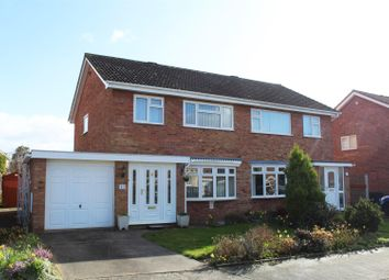Thumbnail 3 bed property for sale in Kestrel Drive, Shrewsbury