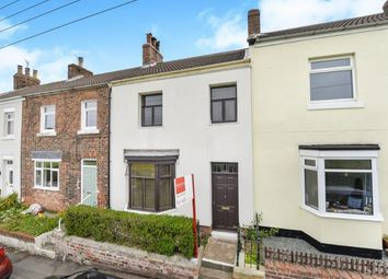 Thumbnail 3 bed terraced house for sale in North Terrace, Loftus, Saltburn-By-The-Sea, North Yorkshire