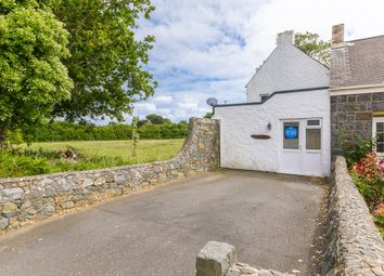 Thumbnail 1 bed cottage for sale in Basses Capelles Road, St. Sampson, Guernsey