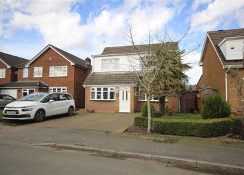 Thumbnail 3 bed detached house for sale in Linden Road, Worsley, Manchester