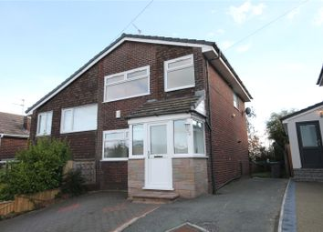 Thumbnail 3 bed semi-detached house to rent in Brooks End, Rochdale, Greater Manchester
