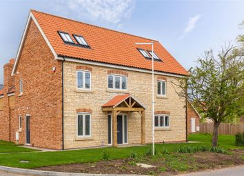 Thumbnail 6 bed property for sale in Plot 18, 617 Court, Scampton, Lincoln