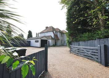Thumbnail 4 bed detached house for sale in Maldon Road, Kelvedon, Essex