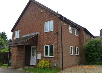 Thumbnail 1 bed terraced house for sale in Bowbrookvale, Wigmore, Luton