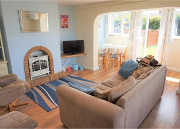 Thumbnail 2 bed semi-detached house for sale in Horsey Corner, Great Yarmouth