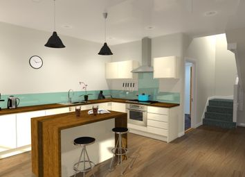 Thumbnail 4 bed link-detached house for sale in Bridge Views, Knowle, Bristol