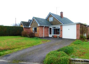 Thumbnail 3 bed detached bungalow for sale in Meadow Lane, Derrington, Stafford