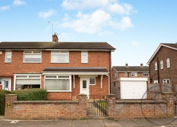 Thumbnail 2 bed semi-detached house for sale in Broadway South, Darlington