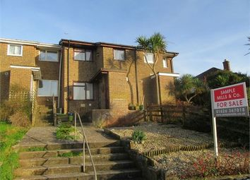 Thumbnail 3 bedroom terraced house for sale in Broadmeadow View, Teignmouth, Teignmouth, Devon.