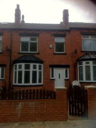Thumbnail 3 bedroom terraced house to rent in Parkfield View, Beeston