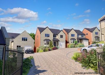 Thumbnail 4 bed property for sale in Plot 1, Tarry Fields Court, Crich, Matlock, Derbyshire