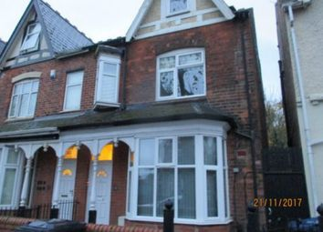 Thumbnail 1 bed flat to rent in Hallewell Road, Edgbaston, Birmingham