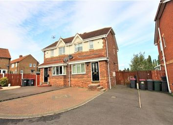 Thumbnail 2 bed semi-detached house to rent in Mcloughlin Way, Kiveton Park, Sheffield