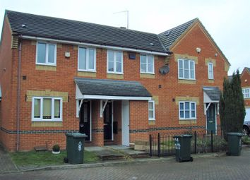 Thumbnail 2 bed end terrace house to rent in Weaver Close, London, Becton.