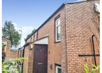 Thumbnail 3 bed town house for sale in Chapel Lane, Oldham