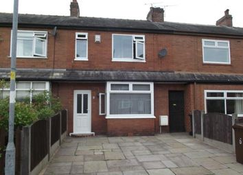 Thumbnail 2 bed terraced house for sale in Barrie Street, Leigh, Greater Manchester