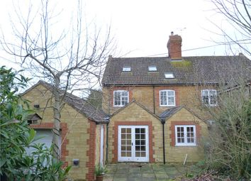 Thumbnail 4 bed semi-detached house to rent in Nether Compton, Sherborne