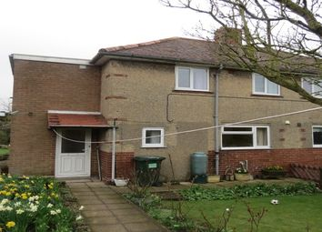 Thumbnail 3 bed semi-detached house to rent in Church View, Barton-Le-Street, Malton