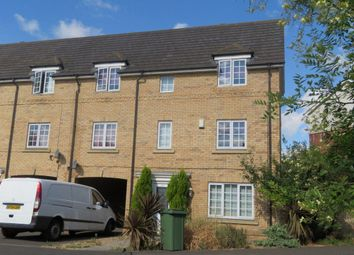 Thumbnail 5 bed terraced house to rent in Tinus Avenue, Hampton Vale, Peterborough