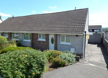 Thumbnail 2 bed semi-detached bungalow for sale in Andrew Crescent, Ynysforgan, Swansea