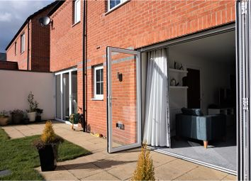 Thumbnail 4 bed detached house for sale in Ash Tree Road, Ashby-De-La-Zouch