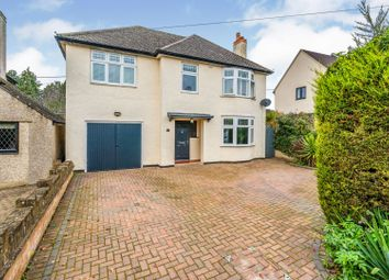 Thumbnail 5 bed detached house for sale in Davenport Road, Witney