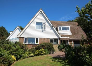 Thumbnail 5 bed detached house for sale in Denehurst Gardens, Hastings, East Sussex
