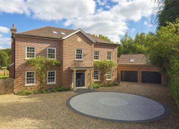 Thumbnail 5 bedroom detached house for sale in Glebe Road, Cambridge