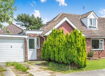 Thumbnail 4 bedroom semi-detached house for sale in Manor Park Road, Corton, Lowestoft